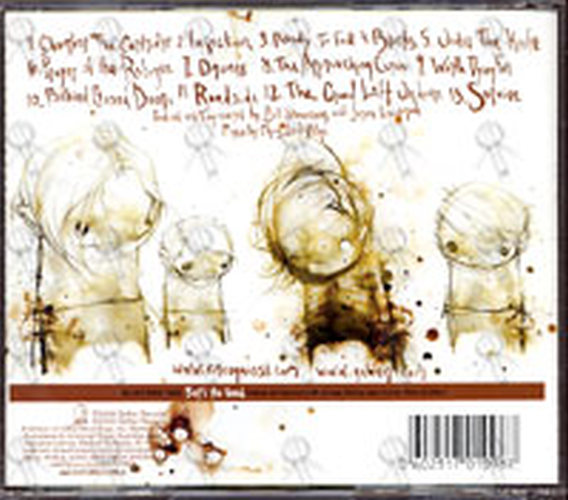 cd the sufferer & the witness