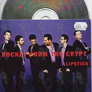 Rocket From The Crypt Products Rare Records