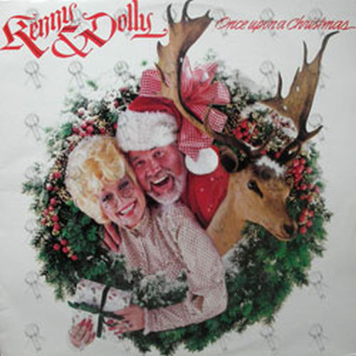 ROGERS-- KENNY & PARTON-- DOLLY - Once Upon A Christmas - 1