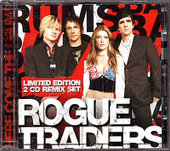 Rogue Traders Here Come The Drums Album Cd Rare Records