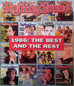 ROLLING STONE - 1986: The Best And The Rest - 1