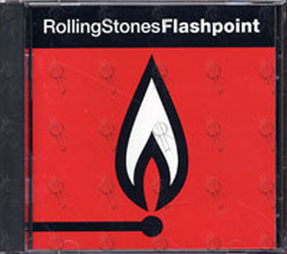 Rolling Stones The Flashpoint Album Cd Rare Records