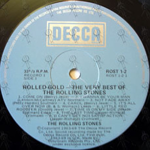 Rolled Gold: The Very Best of the Rolling Stones — Wikipédia
