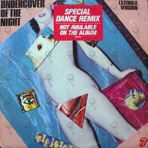 Rolling Stones The Undercover Of The Night Extended