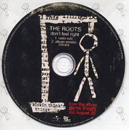 Roots The The Tipping Point Album Cd Rare Records