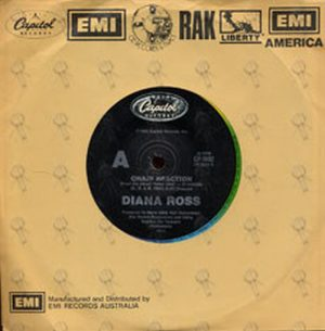 ROSS-- DIANA - Chain Reaction - 1