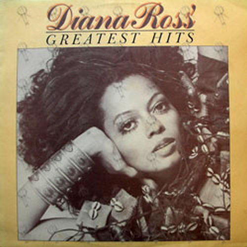 ROSS-- DIANA - Greatest Hits - 1