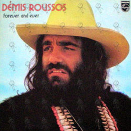 ROUSSOS-- DEMIS - Forever And Ever - 1