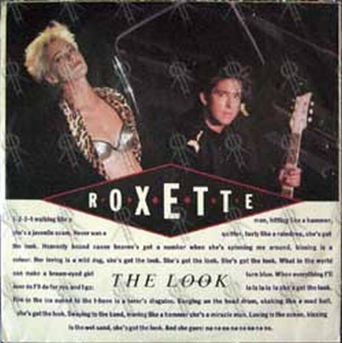 ROXETTE - The Look - 1