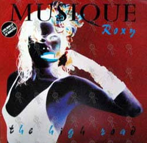 ROXY MUSIC - The High Road - 1
