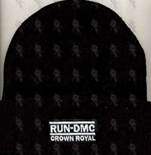 RUN DMC - 'Crown Royal' Beanie - 1