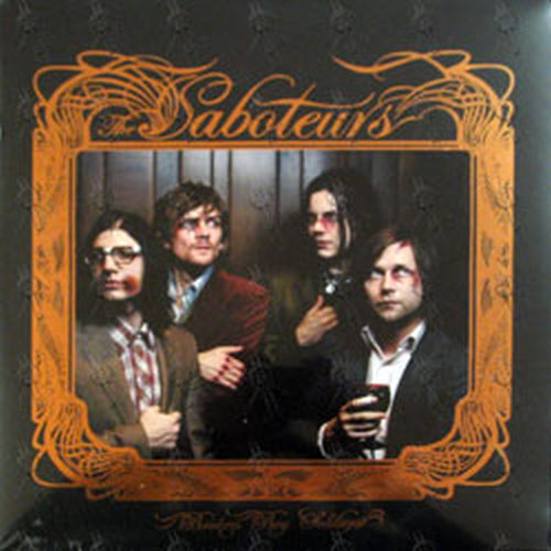 Saboteurs The Broken Boy Soldiers 12 Inch Lp Vinyl