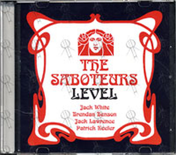 Saboteurs The Level Cd Single Ep Rare Records