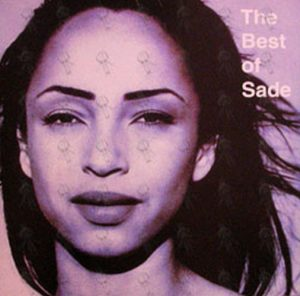 SADE - The Best Of Sade / A Voyage On The River Of Dreams Double Sided Promo Flat - 1
