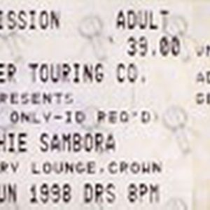 SAMBORA-- RITCHIE - The Mercury Lounge