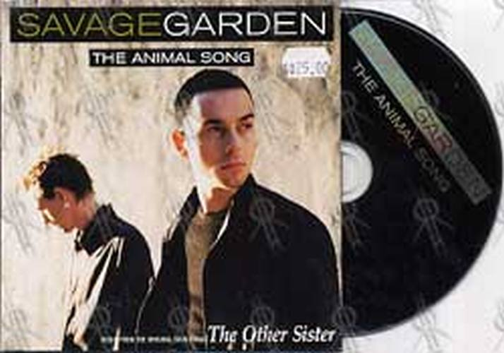 Savage Garden The Animal Song Cd Single Ep Rare Records