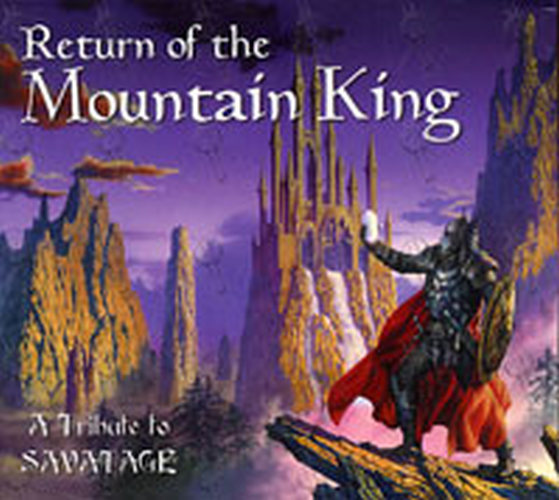 Savatage Return Of The Mountain King A Tribute To