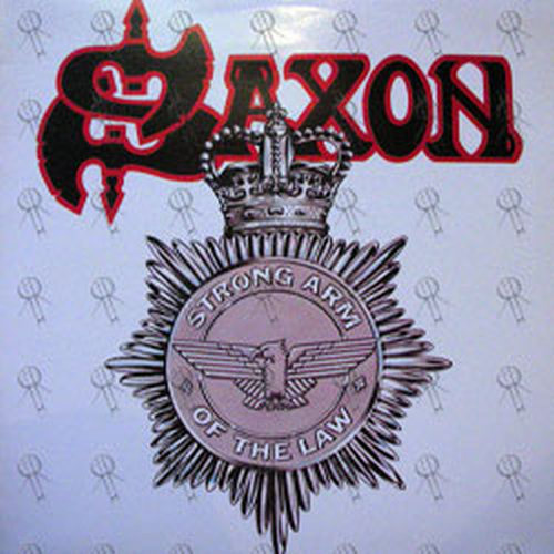 85541b1efbb2d SAXON - Strong Arm Of The Law - 1