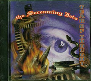 SCREAMING JETS-- THE - Tear Of Thought - 1