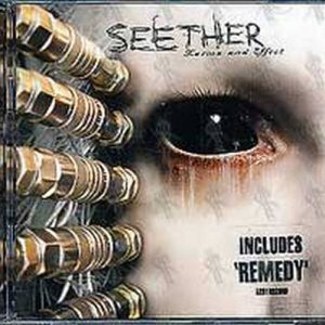 seether finding beauty in negative spaces album cd