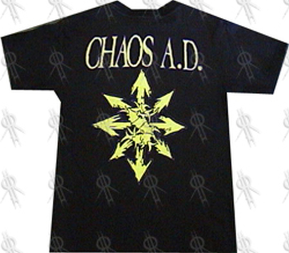 Chaos clothing store