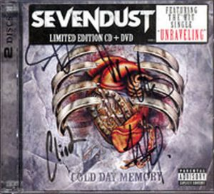 SEVENDUST - Cold Day Memory - 1