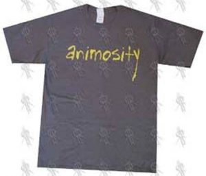 SEVENDUST - Grey 'Animosity' US Tour T-Shirt - 1