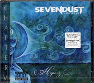 SEVENDUST - Hope And Sorrow - 1