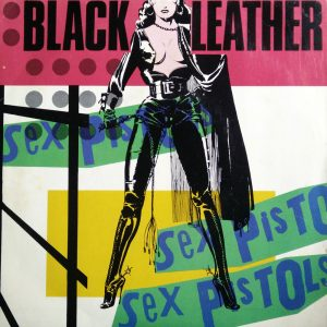 SEX PISTOLS - Black Leather - 1