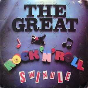 SEX PISTOLS - The Great Rock N Roll Swindle - 1