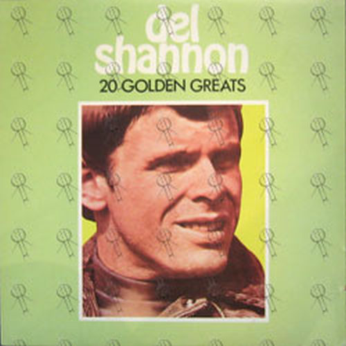 SHANNON-- DEL - 20 Golden Greats - 1