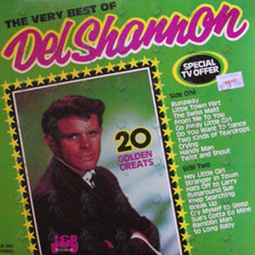 SHANNON-- DEL - The Very Best Of - 1