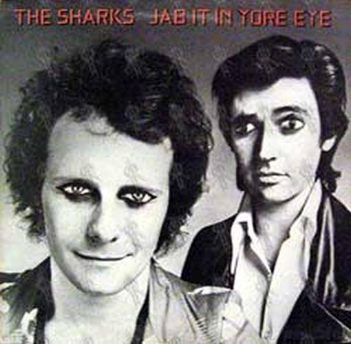 SHARKS-- THE - Jab It In Your Eye - 1