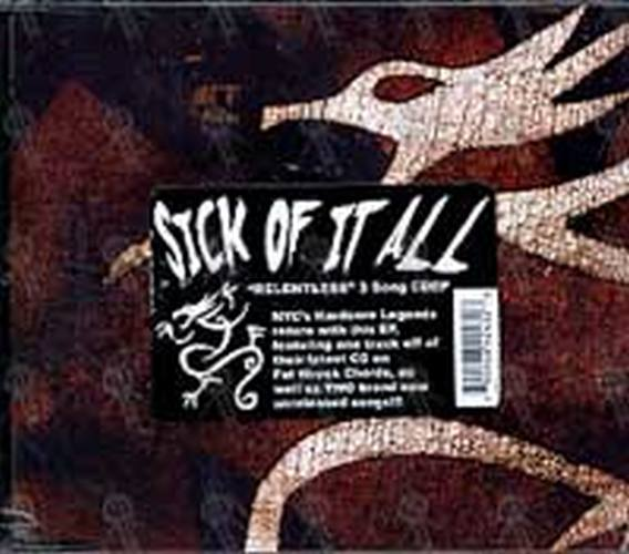 SICK OF IT ALL - Relentess - 1