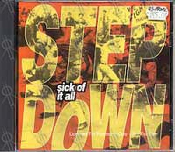SICK OF IT ALL - Step Down - 1