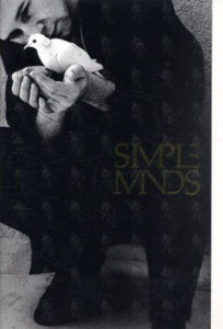 SIMPLE MINDS - Once Upon A Time - 1985 UK Tour - 1