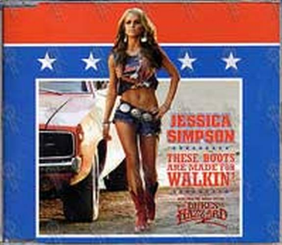 SIMPSON-- JESSICA - These Boots Are Made For Walkin' - 1