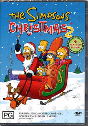 SIMPSONS-- THE - Christmas 2 - 1