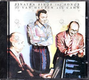 SINATRA-- FRANK - Sinatra Sings The Songs Of Van Heusen And Cahn - 1