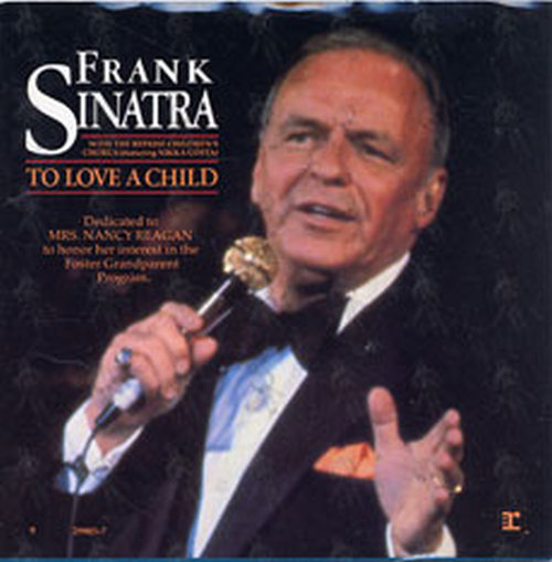SINATRA-- FRANK - To Love A Child - 1