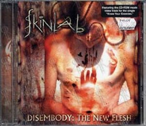 SKINLAB - Disembody: The New Flesh - 1