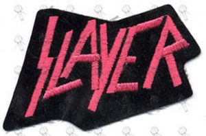 SLAYER - Embroidered Logo Patch - 1