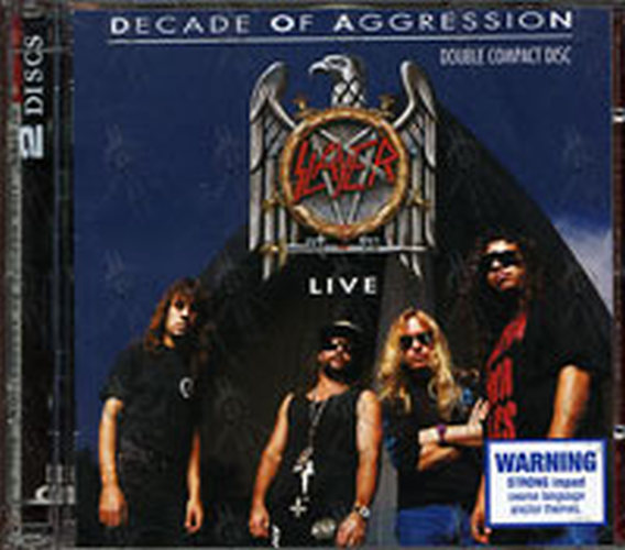 SLAYER - Live Decade Of Aggression - Disc Two - 1