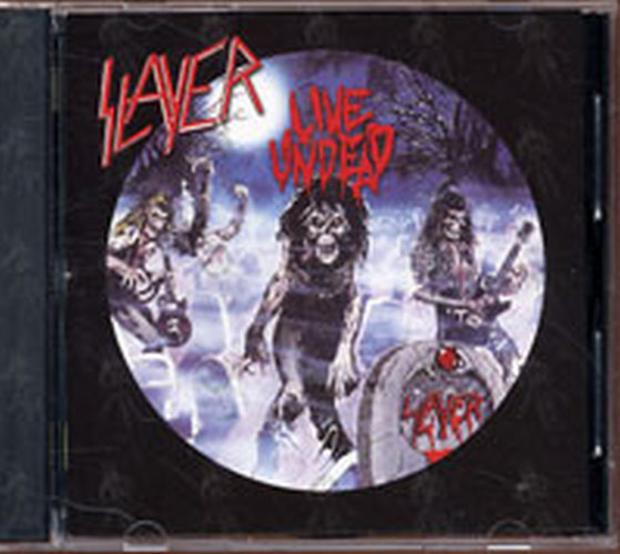 SLAYER - Live Undead - 1