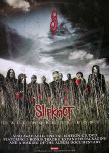 SLIPKNOT Products | Rare Records