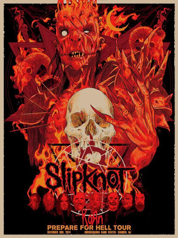 SLIPKNOT - Susquehanna Bank Center