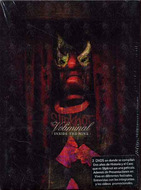 SLIPKNOT - Voliminal: Inside The Nine - 1