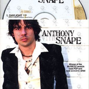 SNAPE-- ANTHONY - Daylight - 1