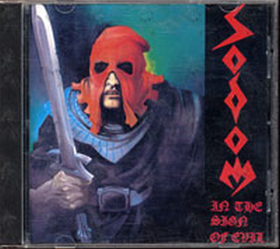 SODOM - In The Sign Of Evil / Obsessed By Cruelty - 1