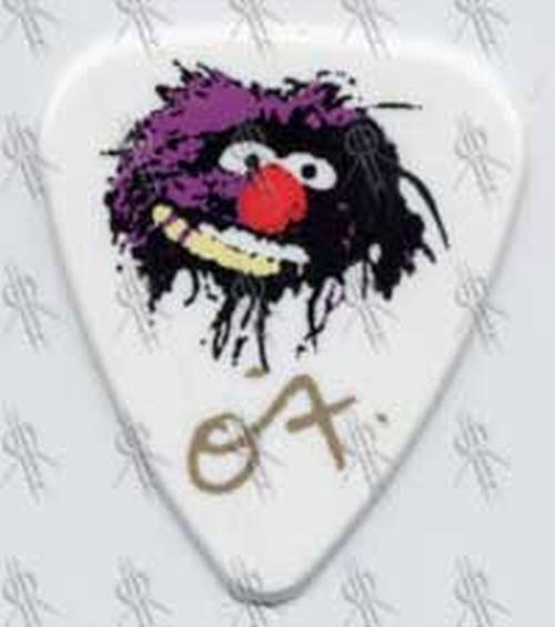 SOMETHING FOR KATE - Clint Guitar Pick - 1